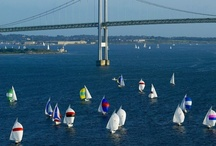 On the Water / Best view of Newport? From the water!