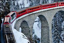 Trains & Stations :)