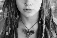 Dreads and braids