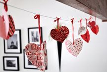 Valentines decor & stuff / by Danielle Ham