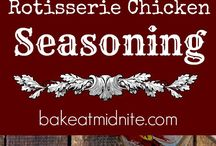 homemade seasoning