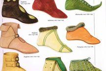 Обувь историчка