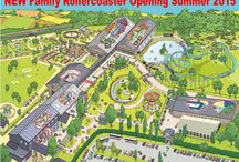 2015 New Attraction - The BIG One Rollercoaster / Devon's Biggest, Highest and Longest Rollercoaster is The BIG Sheep's NEW attraction for summer 2015!