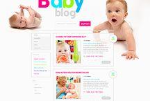 Baby Store & Kids WordPress