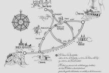 Mapa como llegar boda