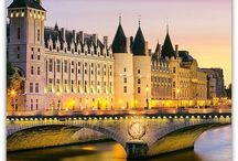 France Scenic Splendour / Beautiful French scenery to tickle those french taste buds