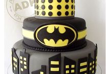 Cakes for Bruce Wayne