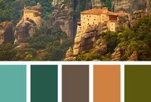 Color paletta