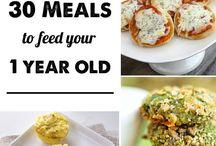 Lil Bear Lunch Ideas