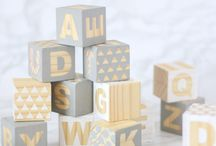 Baby Wooden Things