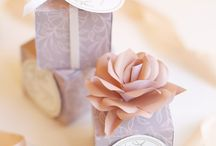 Wedding favor boxes / by Hena Zuberi