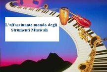 Strumenti musicali / strumenti musicali