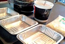 Canning + Freezer Meals