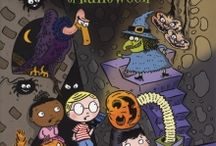Halloween Hallo-reads / Enjoy this selection of creepy tales for Halloween, compiled by CCBC Library Coordinator Meghan Howe.