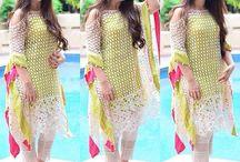 Indo westrn dress