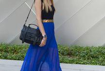 Black + Blue