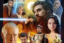 Star Wars! / A galaxy far far away..... / by Andrea