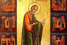 icoane pictate de CVG in Biserici din ROMANIA / ARTA SACRA. icoane pictate de Claudiu Victor Gheorghiu  in Biserici din ROMANIA