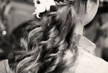 Braided updos / Braided updo's