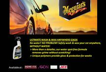 Care for your car! / Meguiar's Car Care product