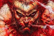 Wolverine-Marvel