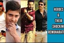 Tollywood Heroes Remuneration List