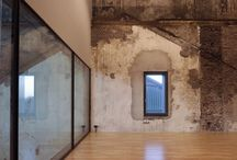 Architecture - Reconversions / Reconversion transformation refurbishing