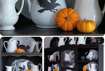 Fall Holidays-Halloween/Thanksgiving / by Jennifer Malley
