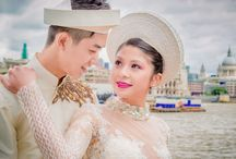 Couple Photoshoots in London / Couples from abroad who are visiting London for honeymoon or holidays might wish to hire a professional to photograph them in front of London's landmarks. What a romantic thought!