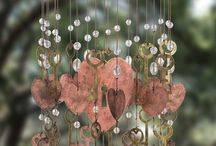 windchimes / Soothing sound of beautiful windchime which calms your nerves :)