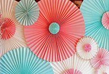 Círculos de papel