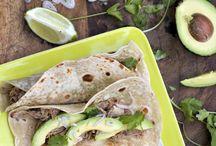Mexican / Mexican Food, Tacos, Carnitas, Tortillas, etc.
