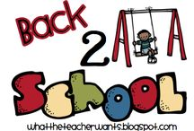 Back 2 School / by Rachelle Gunderson Smith