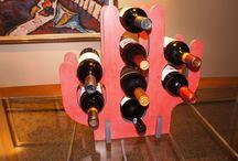 Art-Meia-Um / Móveis em pallets e caixotes de feira reciclados e artesanatos diversos.