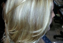 Long Hair Styles / A Collaboration of Long Hair Styles / by Teddie Kossof Salon Spa