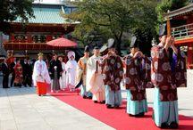 Shinto Shrine Weddings