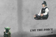 street art. JPS