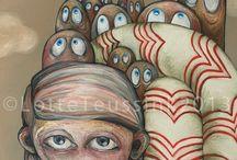il.lustracions i pintura