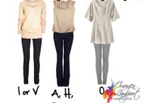 body proportion