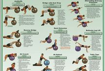 Fitness exercises