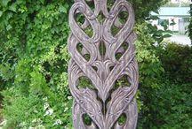 NZ Maori Whakairo +