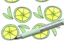 Lime Sorbet / by BIC Mark-It