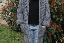 серый гардероб