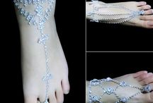 Anklets / Add an extra touch to your style with fashionable anklet bracelets!  anklets|anklets and high heels|anklets diy|Anklets boho|Anklets outfit|Anklets beachy|braided Anklets|Anklets indian|Anklets with shoes|dainty Anklets| Anklets jewelry