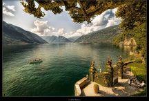 Places I'd Like to Go / by christina winslow