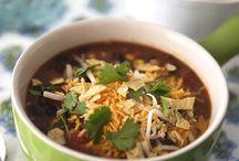 Soup recipes / by Jim Barron