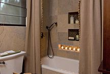 Bathroom Ideas / by Christi Dudrey