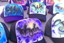 Airbrush & Tie Dye Art / Airbrush & airbrush tattoos, Tie Dye, face-painting, and more.