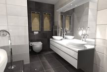 Bathroom CAD designs / CAD designs from the Dobsons team
