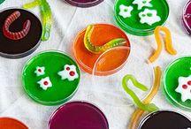 Fun: Microbiology-inspired Food
